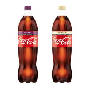 Coca-Cola Vanilla / Cherry