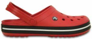 Erwachsenen Crocs (Crocband) Raspberry/Black US-Gr. M4/W6 EU-Gr. M/W G ...