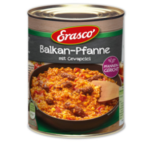 ERASCO Pfannengericht