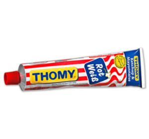 THOMY Rot Weiß
