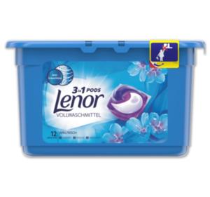 LENOR 3-in-1-Pods Vollwaschmittel