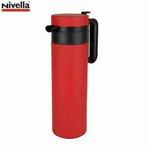 Nivella Design-Isolierkanne 1,5L Rot Matt