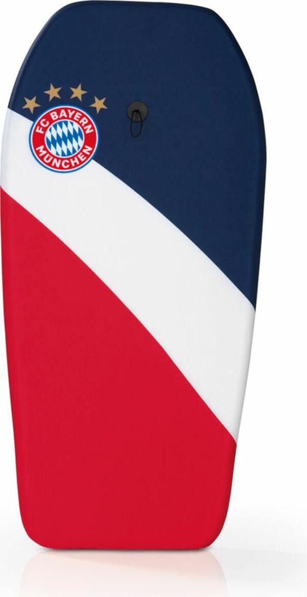 FCB Schwimmbrett rot mit Logo