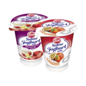 Zott Sahnejoghurt, Jogolé oder Mascarpone Duett