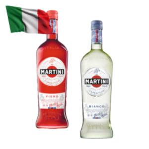 Martini oder Martini Prosecco Frizzante