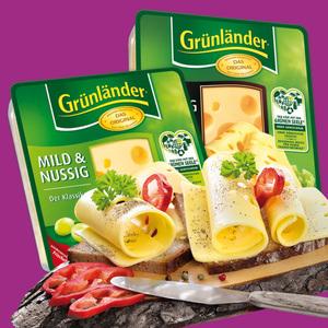 Grünländer Käse