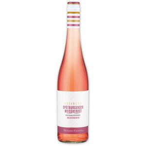 Deutschland 2018 Weinland Rheingau Spätburgunder Weißherbst Qualitätswein