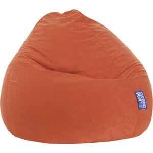 Carryhome SITZSACK Mikrofaser Orange