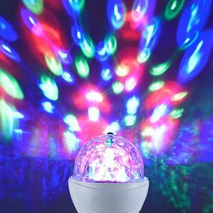 Deko-Leuchtmittel Disco max. 3 Watt