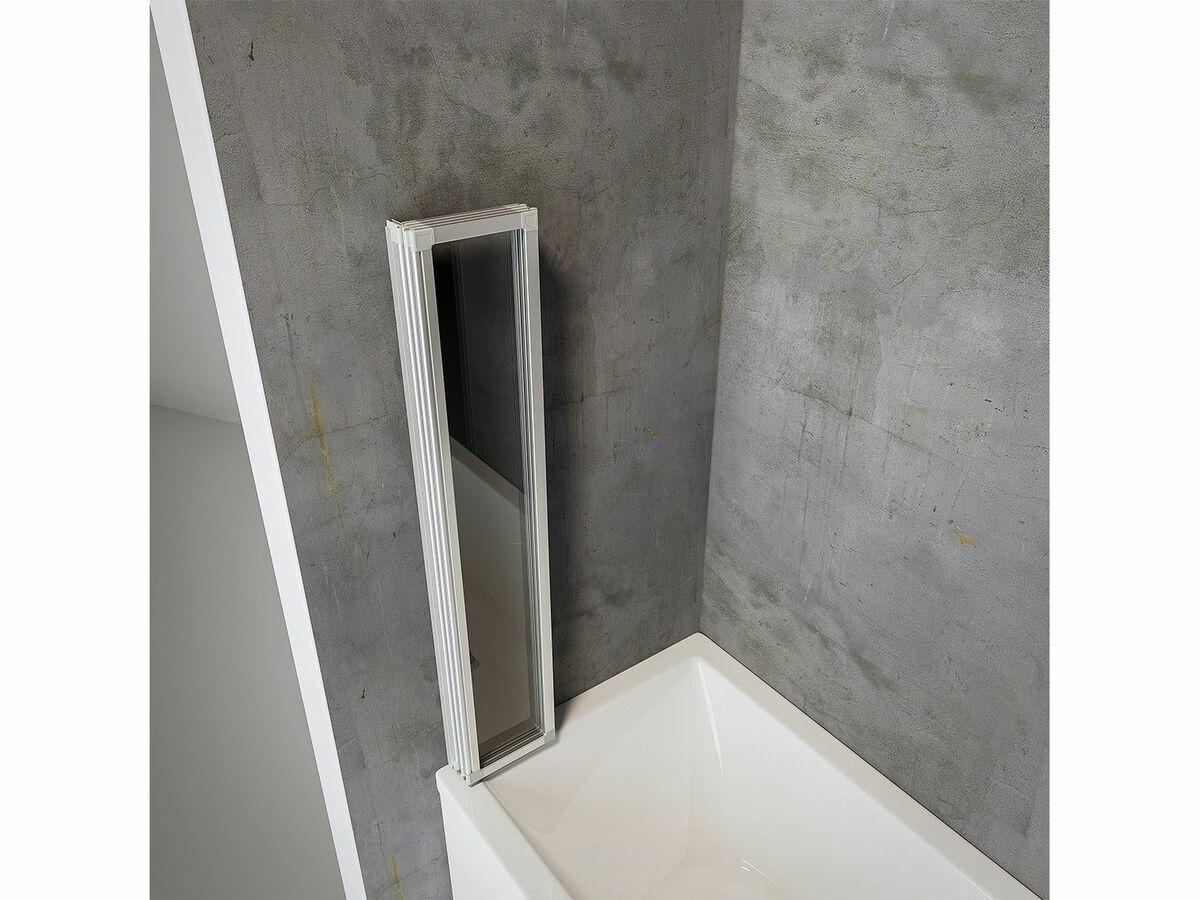 Bild 2 von Schulte Badewannenfaltwand 4-teilig zum Kleben oder Bohren