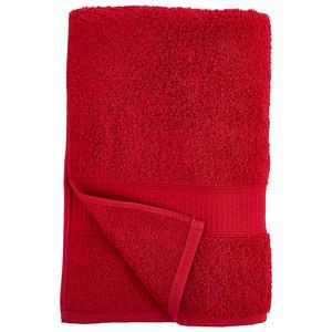 Badelaken KRONBORG® de Luxe (100x150, bordeaux)