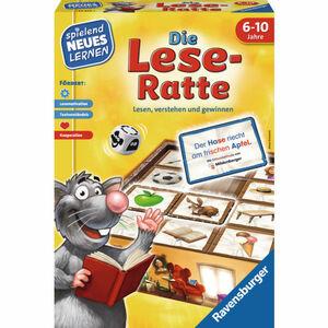 Die Lese-Ratte – Lesen, verstehen und gewinnen