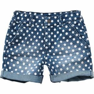 Jeans-Shorts bedruckt