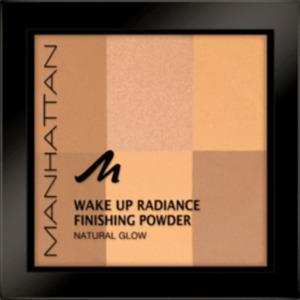 MANHATTAN Cosmetics Bronzer Wake Up Radiance Finishing Powder Honey 002