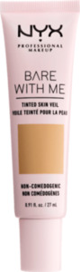 NYX PROFESSIONAL MAKEUP Make-up Bare With Me Tinted Skin Veil Beige Camel