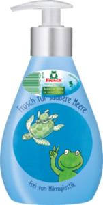 Frosch Flüssigseife saubere Meere