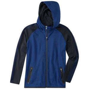 Jungen Sport-Jacke mit Kapuze