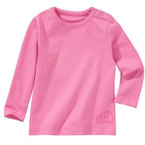 Baby Langarmshirt im Basic-Look