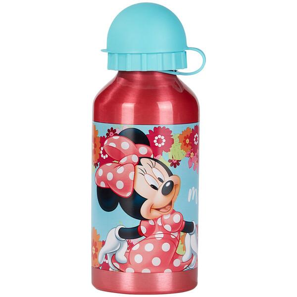 Minnie Maus Trinkflasche mit Deckel