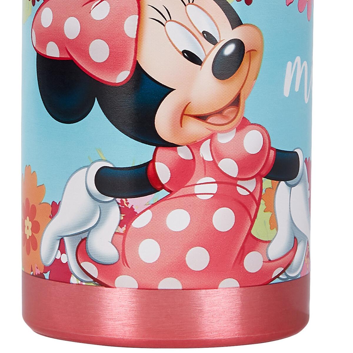 Bild 3 von Minnie Maus Trinkflasche mit Deckel