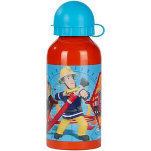 Feuerwehrmann Sam Trinkflasche mit Deckel