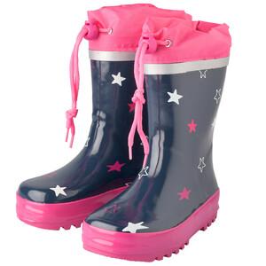 Mädchen Regenstiefel mit Sternen allover