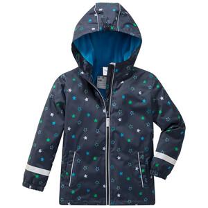 Baby Regenjacke mit Sternen allover