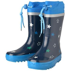 Jungen Regenstiefel mit Sternen allover