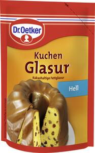Dr.Oetker Kuchenglasur hell 125 g