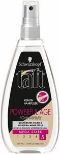 Schwarzkopf 3 Wetter Taft Powerful Age Föhn-Spray 150 ml