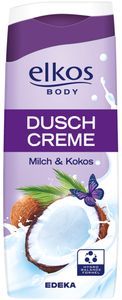 elkos Duschcreme Kokos 300 ml
