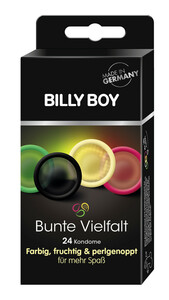 Billy Boy Bunte Vielfalt Kondome 24er 24 Stk