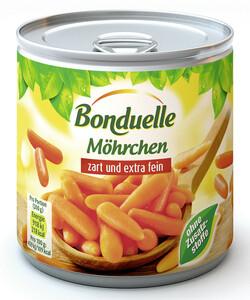 Bonduelle Möhrchen zart & extra fein 400 g