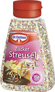 Dr.Oetker Zuckerstreusel 130 g