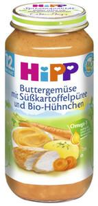 Hipp Bio Buttergemüse und Bio-Hühnchen ab 12. Monat 250 g