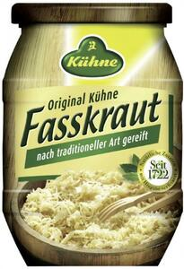 Kühne Original Fasskraut nach traditioneller Art 720 ml