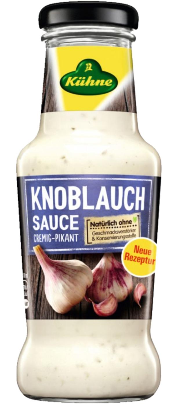 Kühne Knoblauch Grillsauce 250 ml
