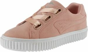 Sneakers Low KANPU JR SATIN rosa Gr. 39 Mädchen Kinder