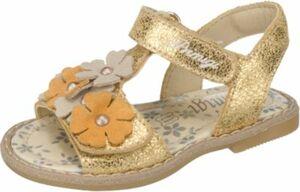 Sandalen gold Gr. 22 Mädchen Kleinkinder