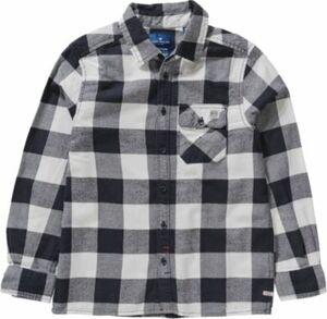Langarmhemd mit Rückenprint dunkelblau Gr. 92/98 Jungen Kleinkinder