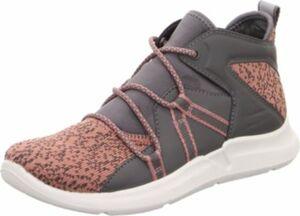 Sneakers Low THUNDER , WMS-Weite M4 grau Gr. 33 Mädchen Kinder
