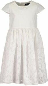 Kinder Kleid mit Spitze weiß Gr. 92 Mädchen Kleinkinder