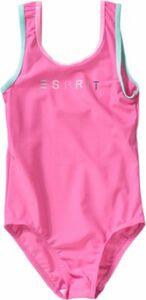 Kinder Badeanzug pink Gr. 92/98 Mädchen Kleinkinder