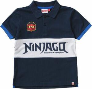 T-Shirt NINJAGO dunkelblau Gr. 110 Jungen Kleinkinder