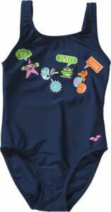 Baby Badeanzug dunkelblau Gr. 92 Mädchen Kleinkinder