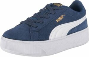 Sneakers Puma Vikky Platform dunkelblau Gr. 31 Mädchen Kinder