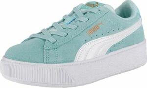 Sneakers Puma Vikky Platform mint Gr. 31 Mädchen Kinder
