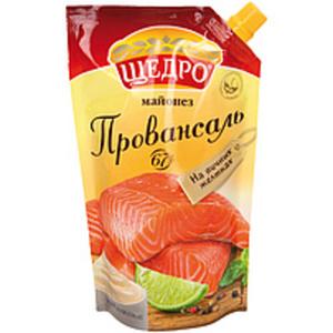 """Salatmayonnaise """"Provansal"""",  67% Fettgehalt"""