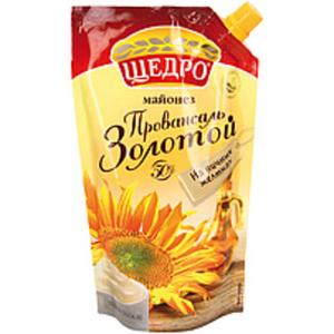 """Salatmayonnaise """"Zolotoy"""",  50% Fettgehalt"""