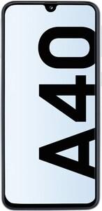 Samsung Galaxy A40 Smartphone weiß